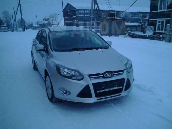Ford Focus, 2012 год, 570 000 руб.