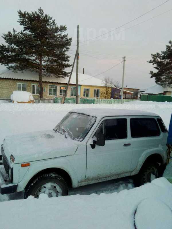 Лада 4x4 2121 Нива, 1995 год, 55 000 руб.