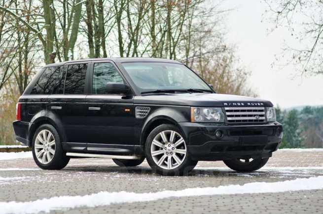 Land Rover Range Rover Sport, 2009 год, 900 000 руб.