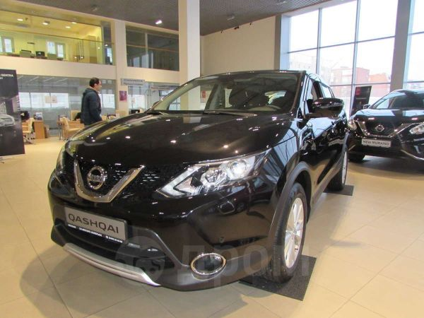 Nissan Qashqai, 2016 год, 1 405 000 руб.