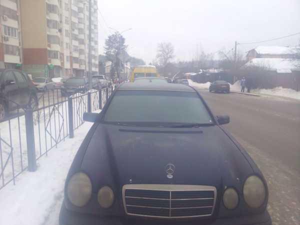 Mercedes-Benz E-Class, 1996 год, 120 000 руб.