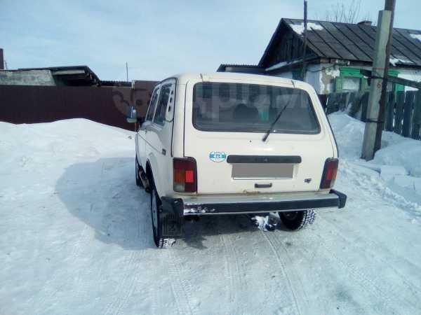 Лада 4x4 2121 Нива, 2001 год, 55 000 руб.