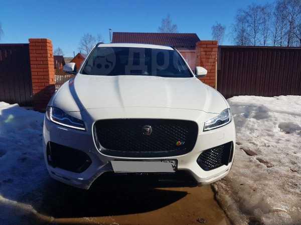Jaguar F-Pace, 2016 год, 4 000 000 руб.