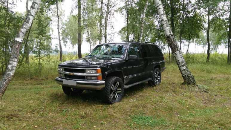 Chevrolet Tahoe, 1997 год, 271 000 руб.
