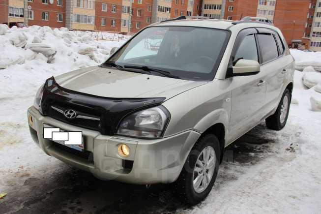 Hyundai Tucson, 2008 год, 495 000 руб.