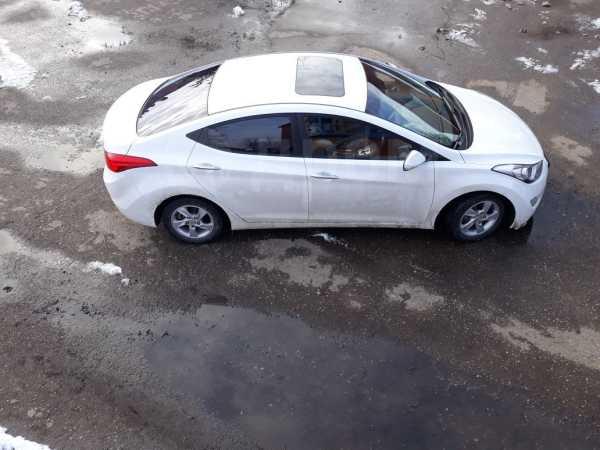 Hyundai Avante, 2012 год, 580 000 руб.