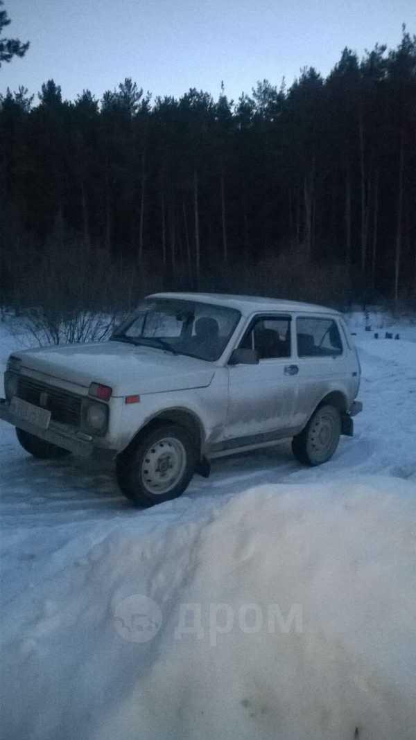 Лада 4x4 2121 Нива, 1999 год, 80 000 руб.