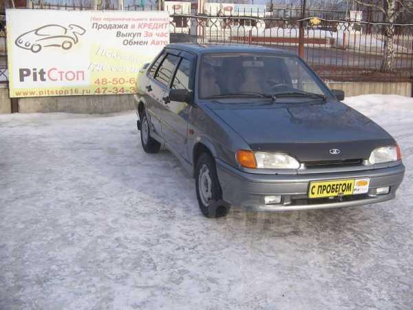 Лада 2115 Самара, 2009 год, 135 000 руб.