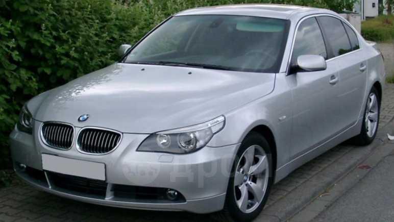 BMW 5-Series, 2005 год, 619 000 руб.