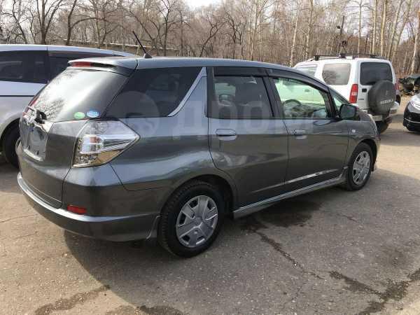 Honda Fit Shuttle, 2012 год, 554 000 руб.