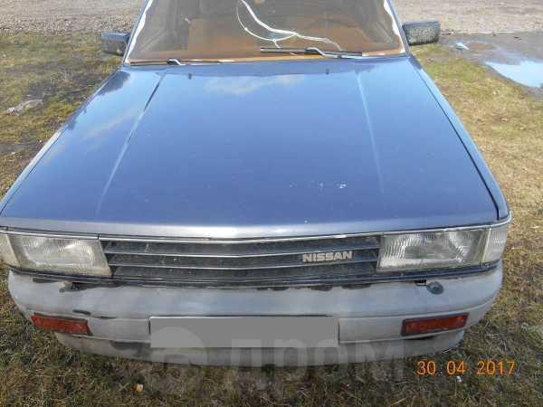 Nissan Bluebird, 1985 год, 50 000 руб.