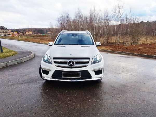Mercedes-Benz GL-Class, 2014 год, 3 390 000 руб.