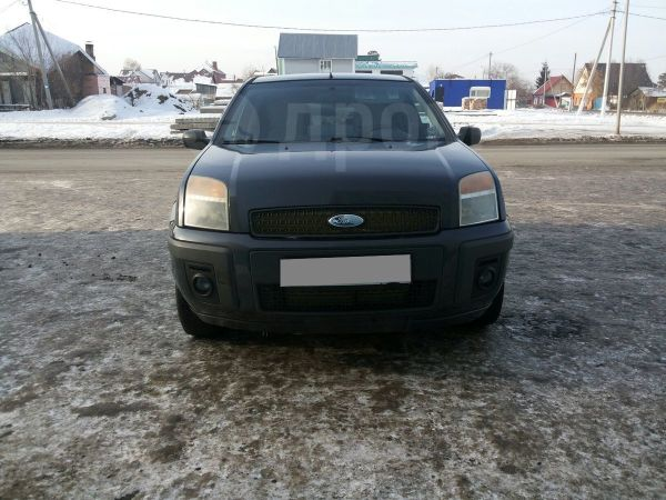 Ford Fusion, 2006 год, 240 000 руб.