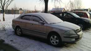 Челябинск Octavia 2007