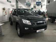 Иркутск D-MAX 2017