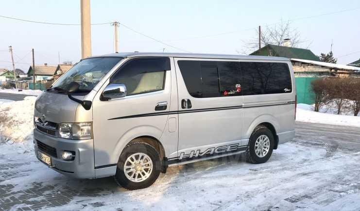 Toyota Hiace, 2007 год, 1 200 000 руб.