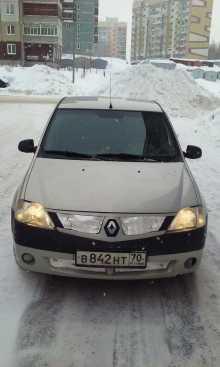 Renault Logan, 2006 г., Томск
