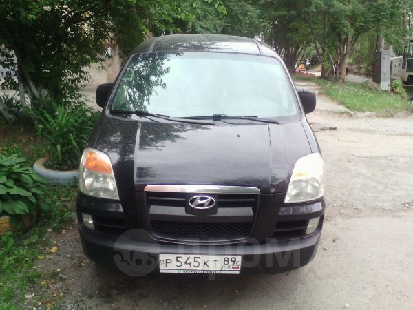 Hyundai Starex, 2004 год, 450 000 руб.