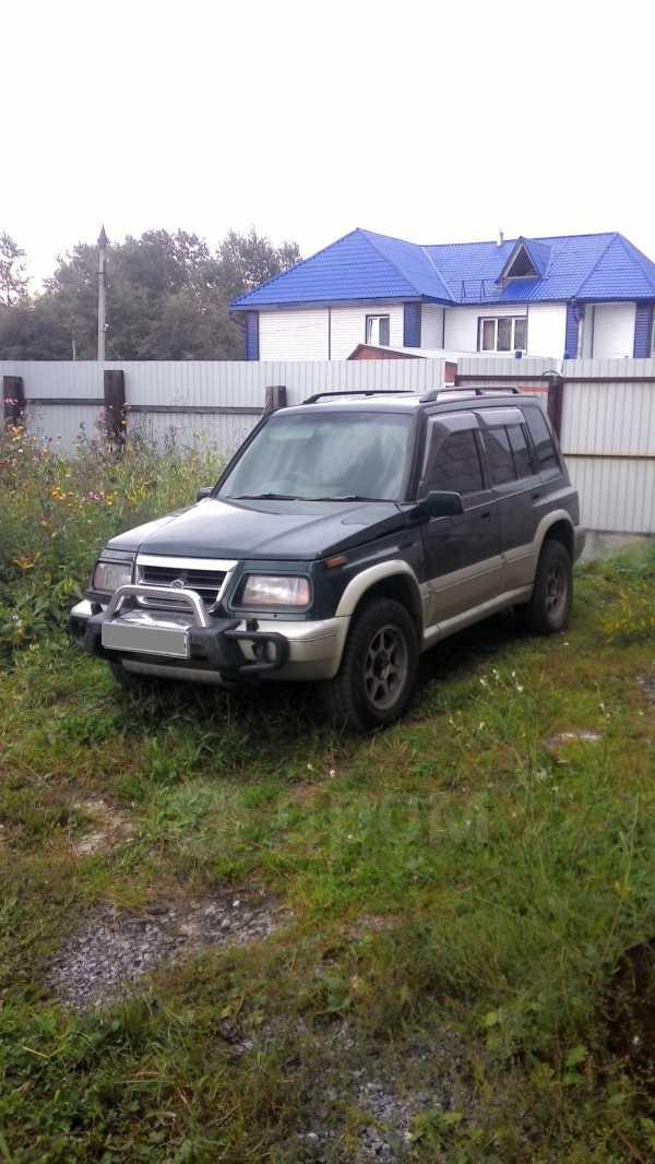 Suzuki Escudo, 1996 год, 180 000 руб.
