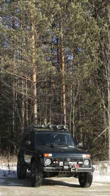 Лесной 4x4 2121 Нива 2015