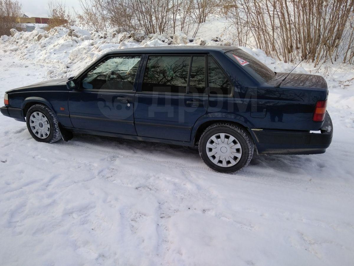 авто вольво 1997 г