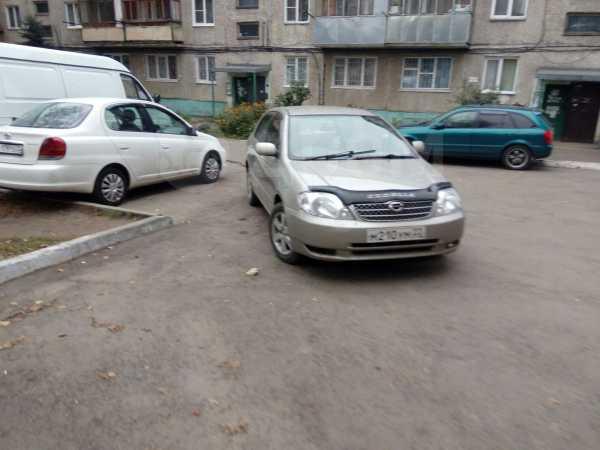Toyota Corolla, 2001 год, 400 000 руб.