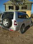 Mitsubishi Pajero, 2002 год, 520 000 руб.