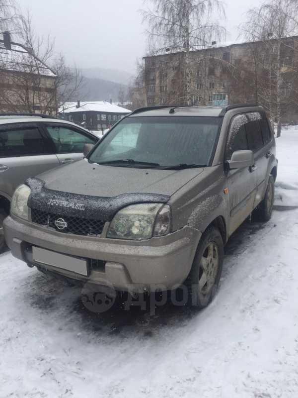 Nissan X-Trail, 2001 год, 335 000 руб.