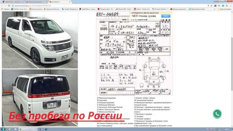 Nissan Elgrand, 2002 год, 450 000 руб.