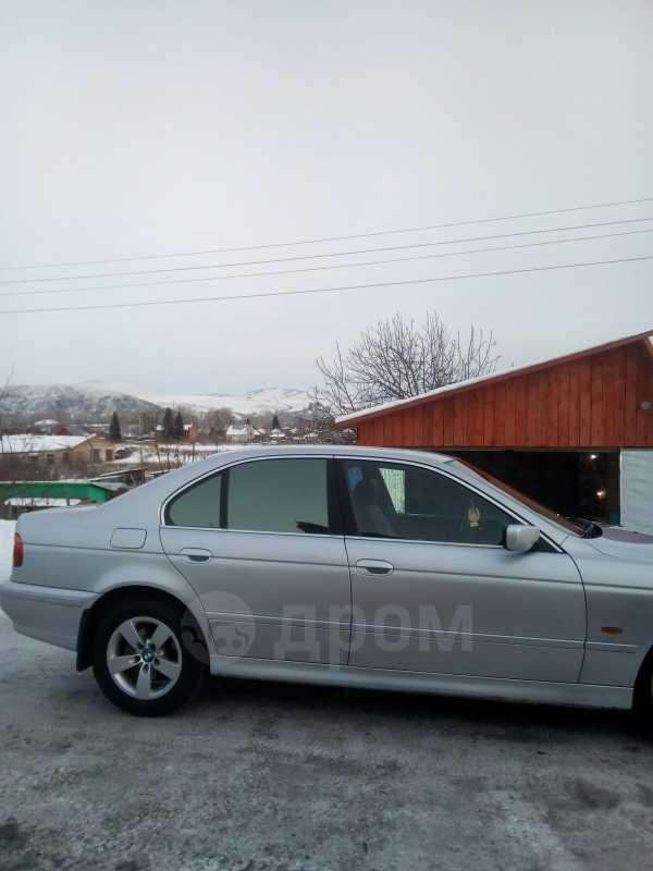BMW 5-Series, 2002 год, 357 000 руб.
