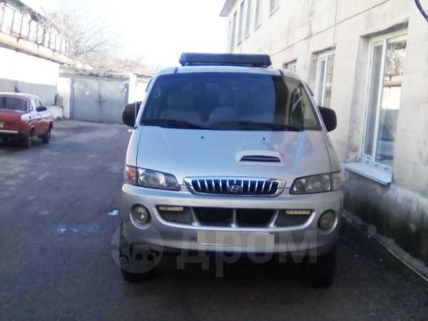 Hyundai Starex, 2001 год, 560 000 руб.