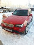 BMW X3, 2007 год, 800 000 руб.