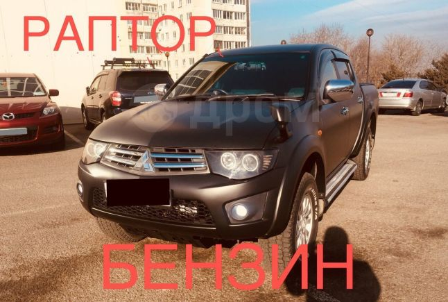 Mitsubishi L200, 2007 год, 1 200 000 руб.