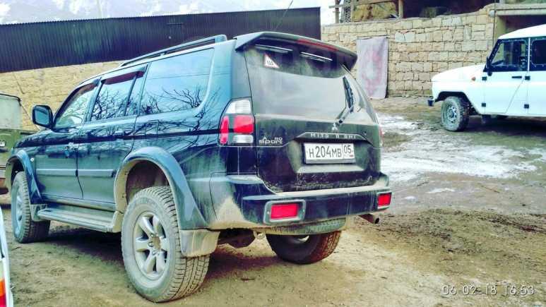 Mitsubishi Pajero Sport, 2006 год, 700 000 руб.