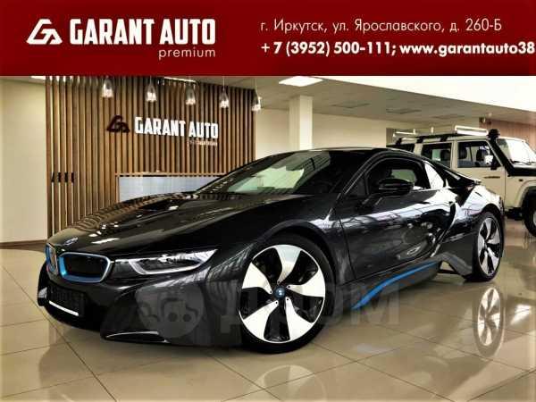 BMW i8, 2015 год, 6 990 000 руб.