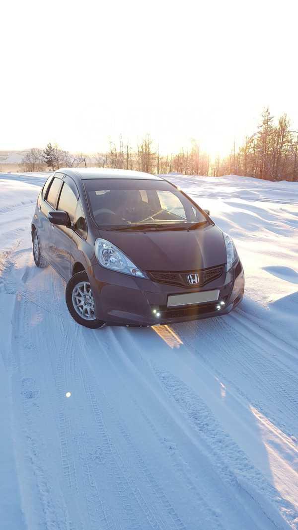 Honda Fit, 2011 год, 450 000 руб.