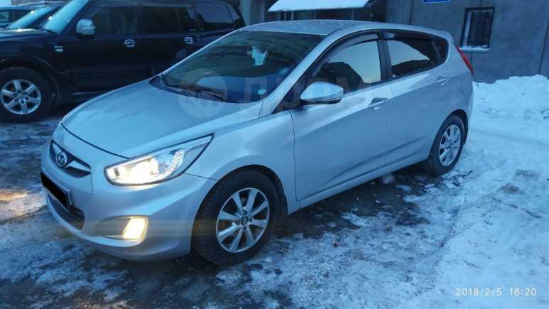 Hyundai Solaris, 2013 год, 580 000 руб.