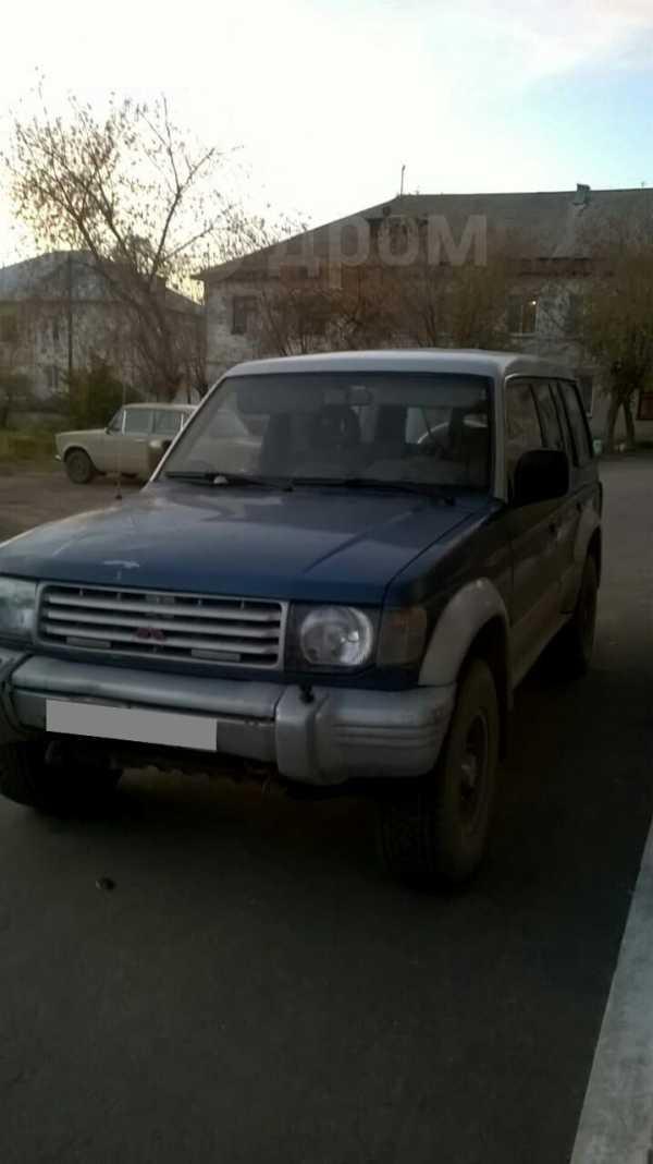 Mitsubishi Pajero, 1993 год, 199 000 руб.
