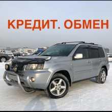 Иркутск Х-Трейл 2005
