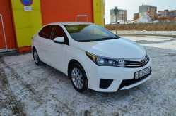 Челябинск Corolla 2014