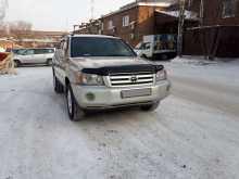 Toyota Highlander, 2005 г., Новосибирск
