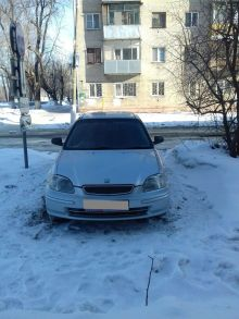 Барнаул Civic Ferio 1997