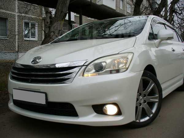 Toyota Mark X Zio, 2010 год, 835 000 руб.