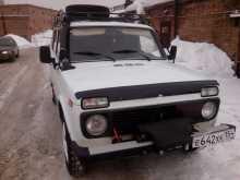 Новосибирск 4x4 2131 Нива 1999