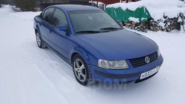 Volkswagen Passat, 1998 год, 125 000 руб.