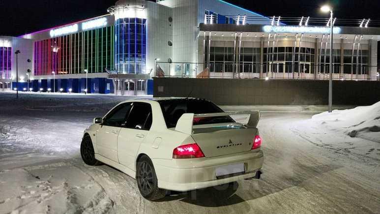 Mitsubishi Lancer Evolution, 2001 год, 610 000 руб.