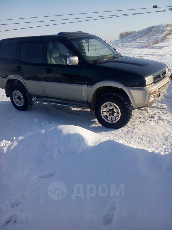 Nissan Mistral, 1996 год, 320 000 руб.
