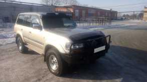 Белогорск Land Cruiser 1992