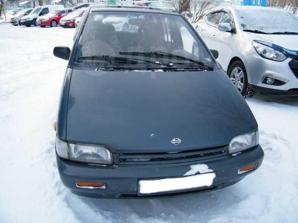 Nissan Prairie, 1992 год, 85 000 руб.