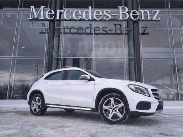 Mercedes-Benz GLA-Class, 2018 год, 2 619 000 руб.